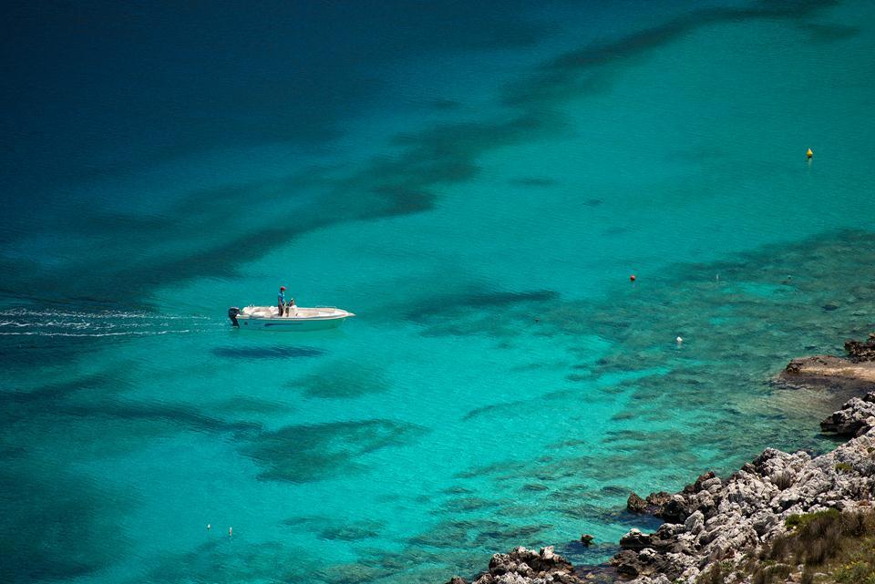 beach limeni village | Mani